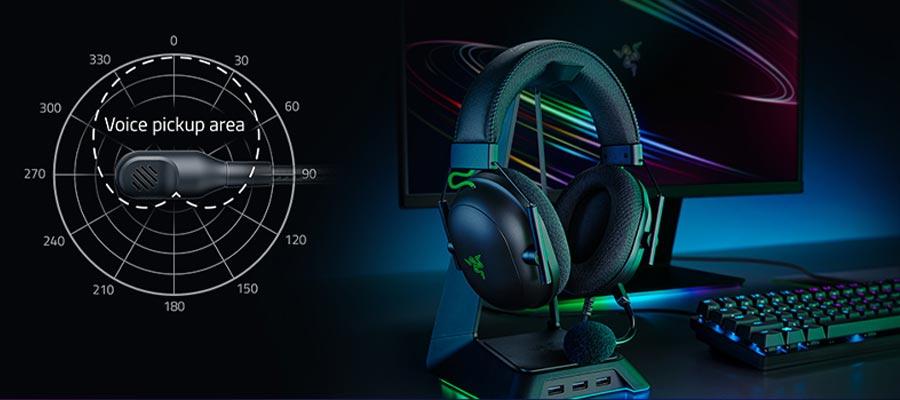 หูฟัง Razer BlackShark V2 Gaming Headphone ซื้อ-ขาย