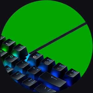 คีย์บอร์ด Razer Blackwidow V3 TKL Keyboards มาโคร