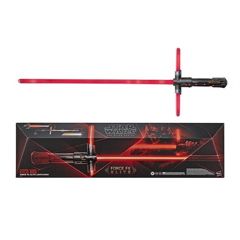 Hasbro Star Wars Lightsaber Force FX Elite Kylo Ren