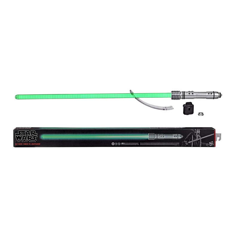 Hasbro Star Wars Lightsaber Force FX Fisto