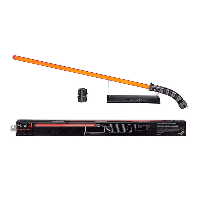 Hasbro Star Wars Lightsaber Force FX Asajj