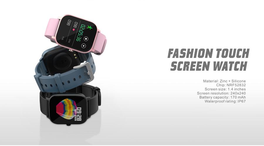 Havit M9006 Smart Watch ซื้่อ-ขาย