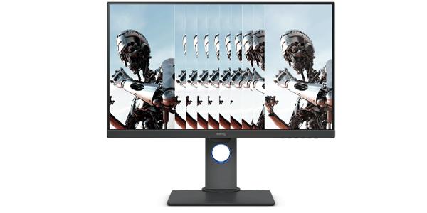 """จอมอนิเตอร์ BenQ 27"""" @60 Hz PD2700U Monitor 4K"""