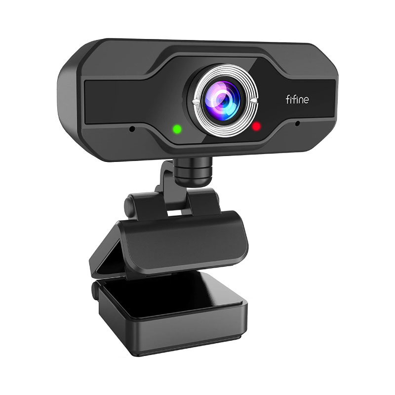 กล้อง Fifine K432 USB Webcam