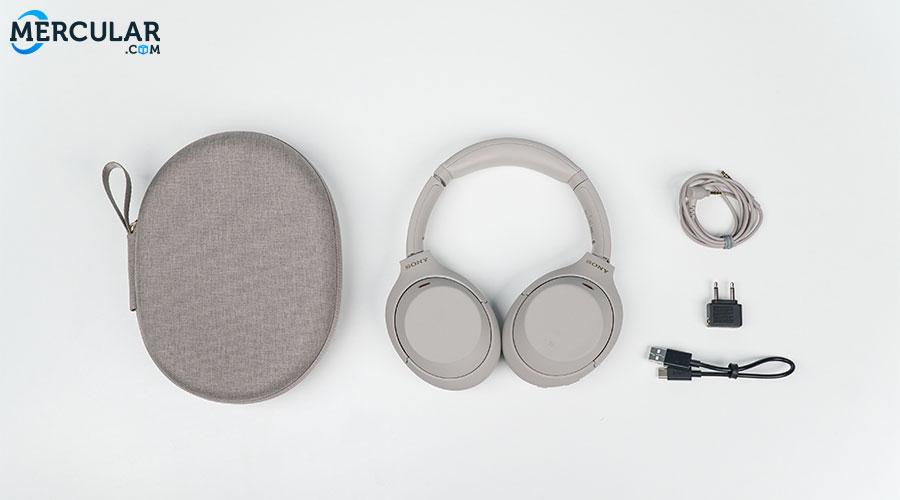 หูฟังไร้สาย Sony WH-1000XM4 Wireless Headphone ตัดเสียงรบกวนขั้นสุด