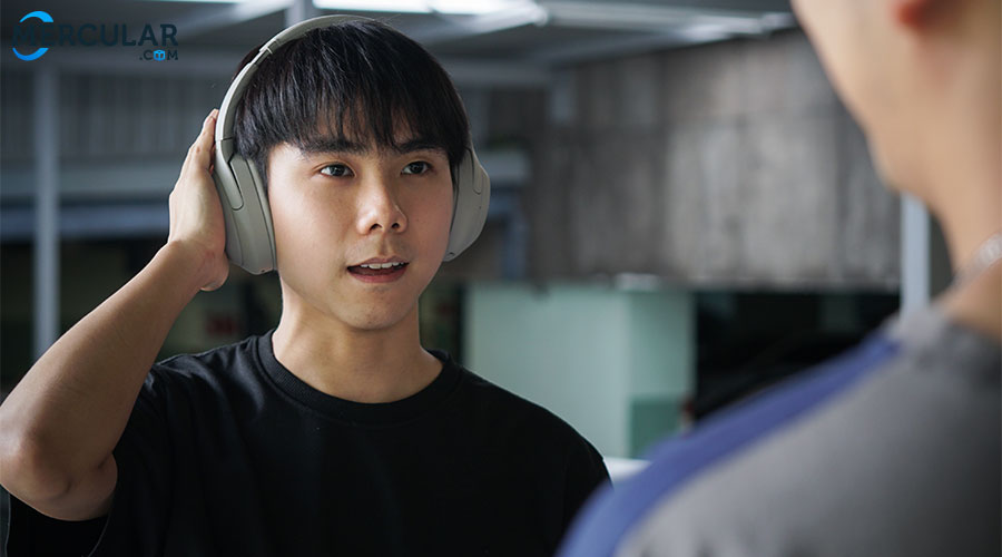 รีวิว หูฟังไร้สาย Sony WH-1000XM4 Wireless Headphone