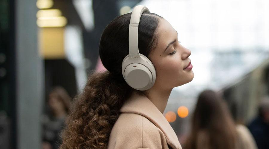 ซื้อ หูฟังไร้สาย Sony WH-1000XM4 Wireless Headphone