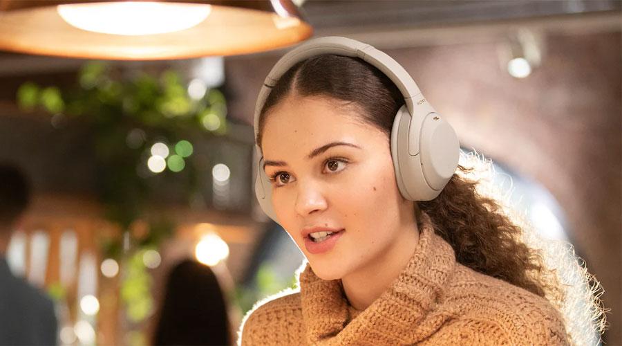 หูฟังไร้สาย Sony WH-1000XM4 Wireless Headphone ขายดี