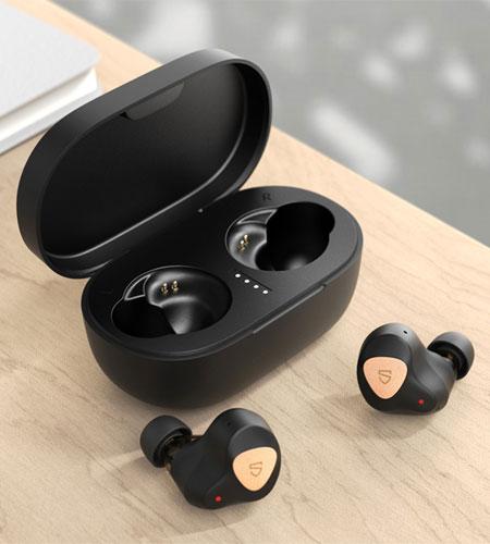 หูฟังไร้สาย SoundPeats Truengine 3 SE True Wireless เสียงดี
