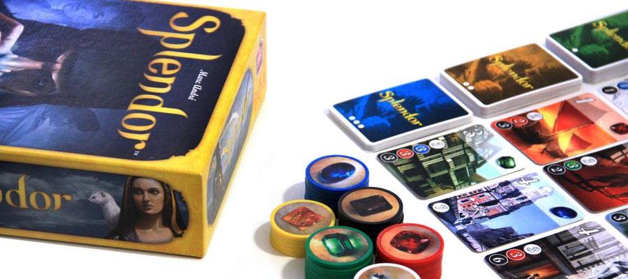 บอร์ดเกม เกมค้าเพชร Splendor Board Gamee รีวิว