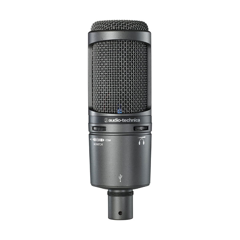 ไมโครโฟน Audio-Technica AT2020USB+ Microphone