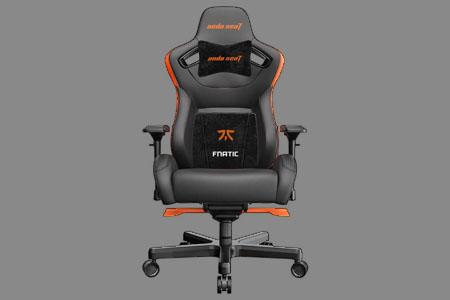 เก้าอี้เล่นเกม Anda Seat Fnatic Edition Premium Gaming Chair ราคา