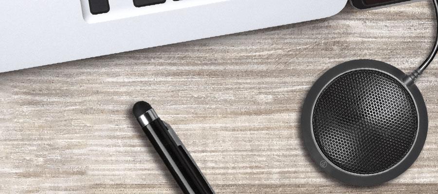 ไมโครโฟน Audio-Technica ATR4697-USB Microphone ราคา