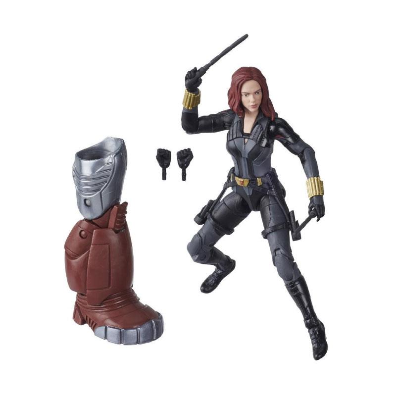 Hasbro Marvel Legend Series Black Widow