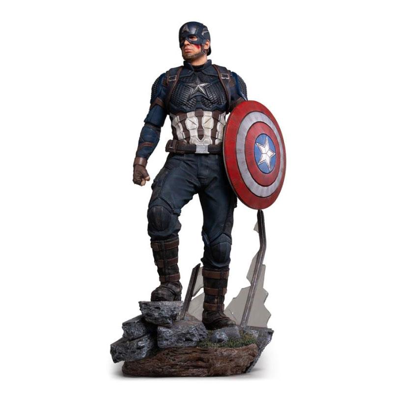 Iron Studios Captain America: Avengers Endgame 1/4 Scale (Deluxe)