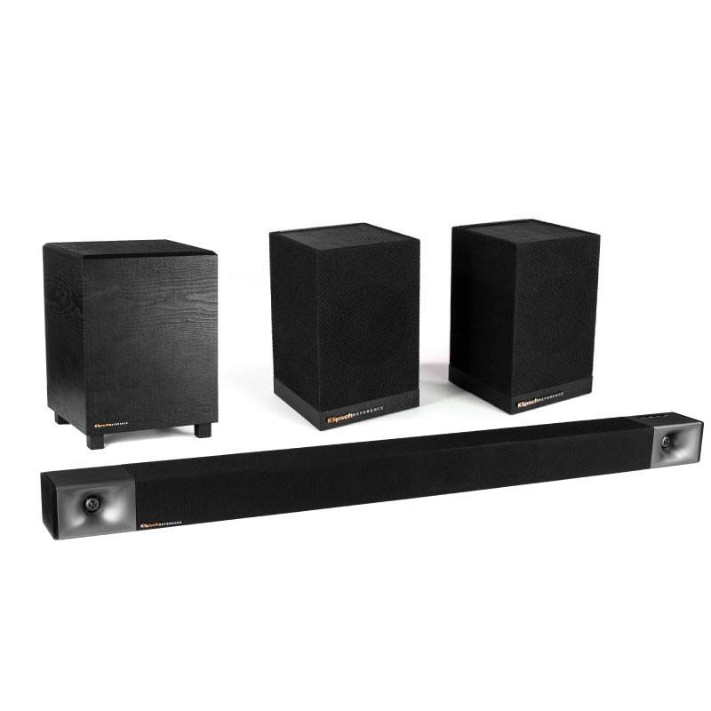 ลำโพง Klipsch Cinema 600 + Surround 3 Soundbar