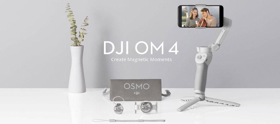 ไม้กันสั่น DJI Osmo Mobile 4 Combo รีวิว