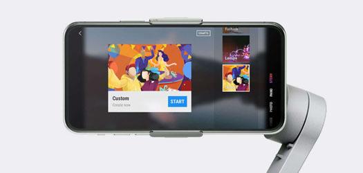 ไม้กันสั่น DJI Osmo Mobile 4 Combo ถูก ลดราคา