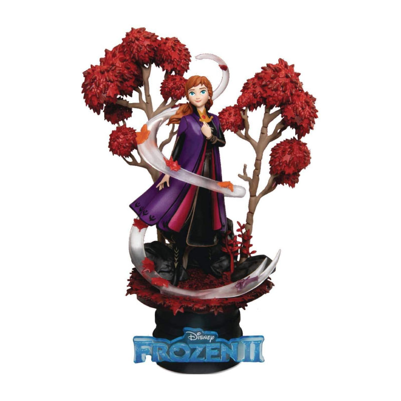 Beast Kingdom D-Select Anna: Frozen 2 DS039