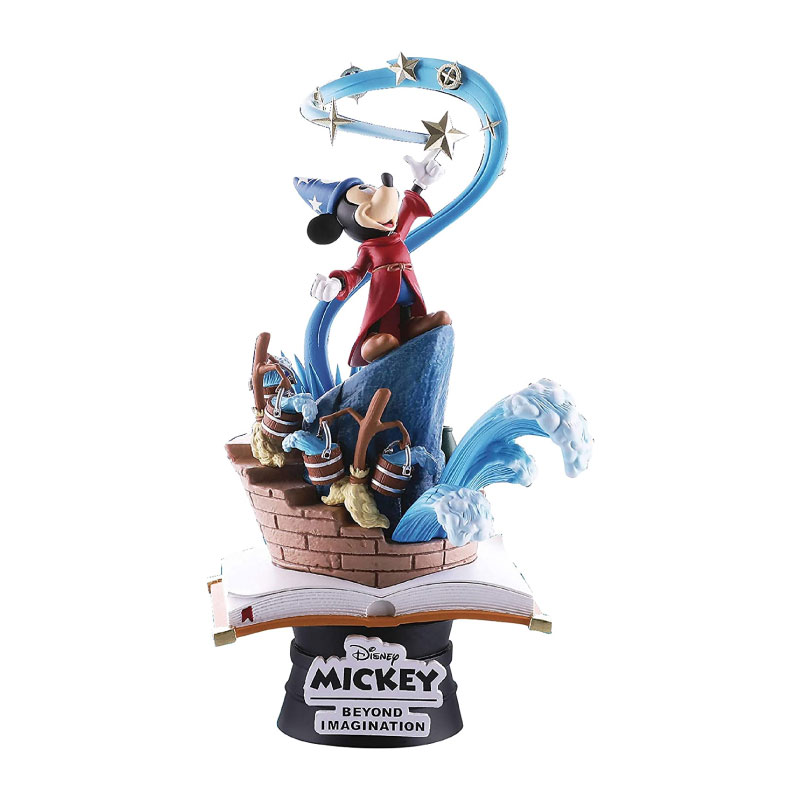 Beast Kingdom D-Select Mickey The Sorcerers Apprentice DS018