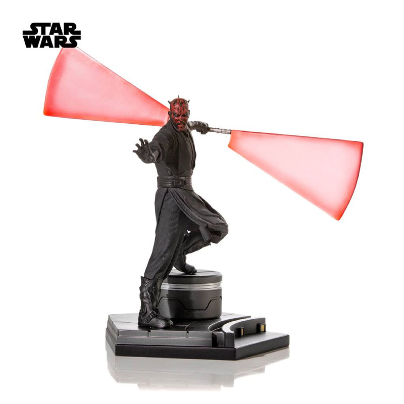 Iron Studios Darth Maul: Star Wars BDS 1/10 Scale