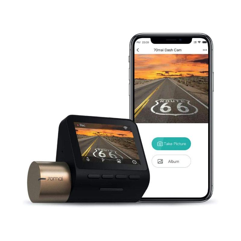 กล้องติดรถยนต์ 70Mai Dash Cam Lite