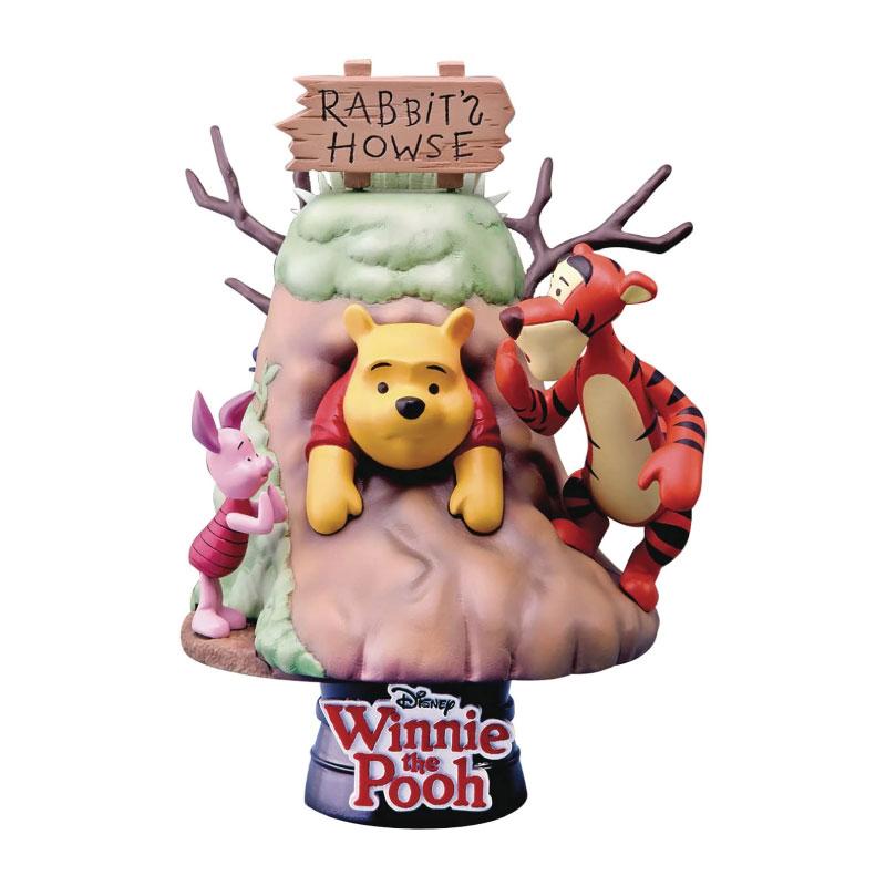 Beast Kingdom D-Select Winnie the Pooh DS006