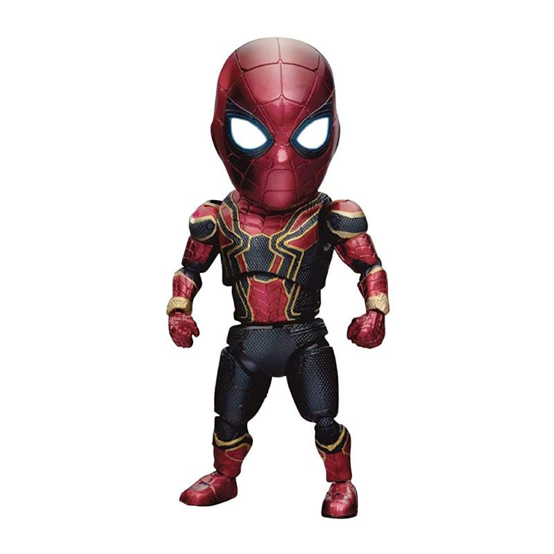 Beast Kingdom Egg Attack Iron Spider: Avengers Infinity War EAA060