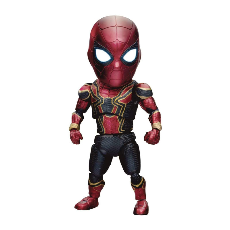 Beast Kingdom Egg Attack Iron Spider: Avengers Infinity War (Deluxe Ver) EAA060DX