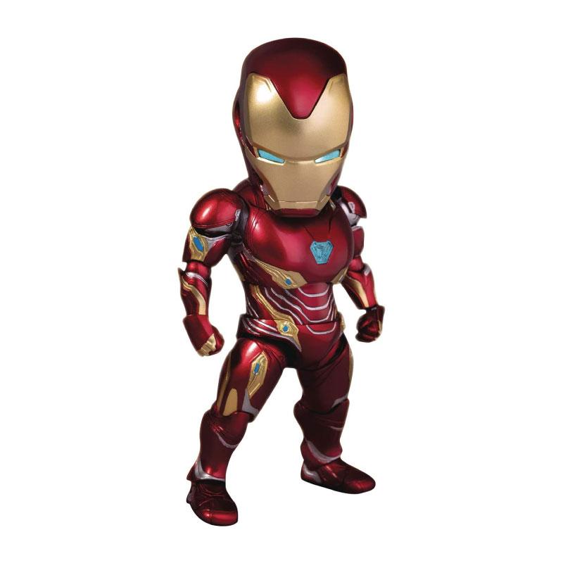 Beast Kingdom Egg Attack Iron Man MK50: Avengers Infinity War EAA070