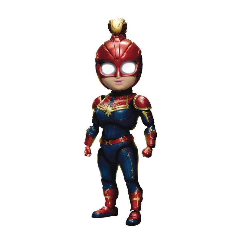 Beast Kingdom Egg Attack Captain Marvel (Carol Danvers) EAA075