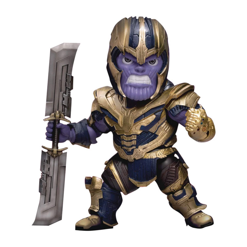Beast Kingdom Egg Attack Armored Thanos: Avengers End Game EAA079
