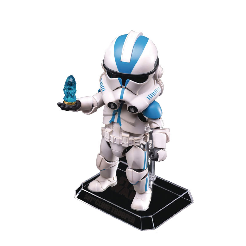 Beast Kingdom Egg Attack Clone Trooper 50 1st: Star Wars EP3