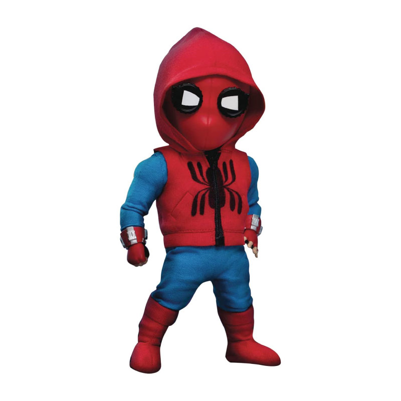 Beast Kingdom Egg Attack Spider Man: Homecoming (Homemade Suit) EAA074