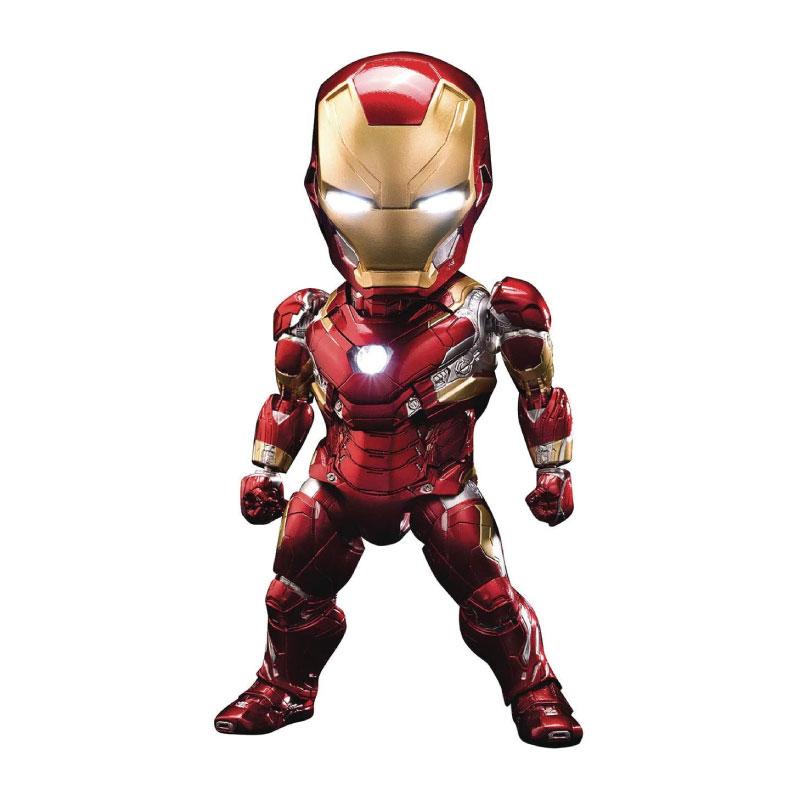 Beast Kingdom Egg Attack Iron Man MK46: Civil War EAA030