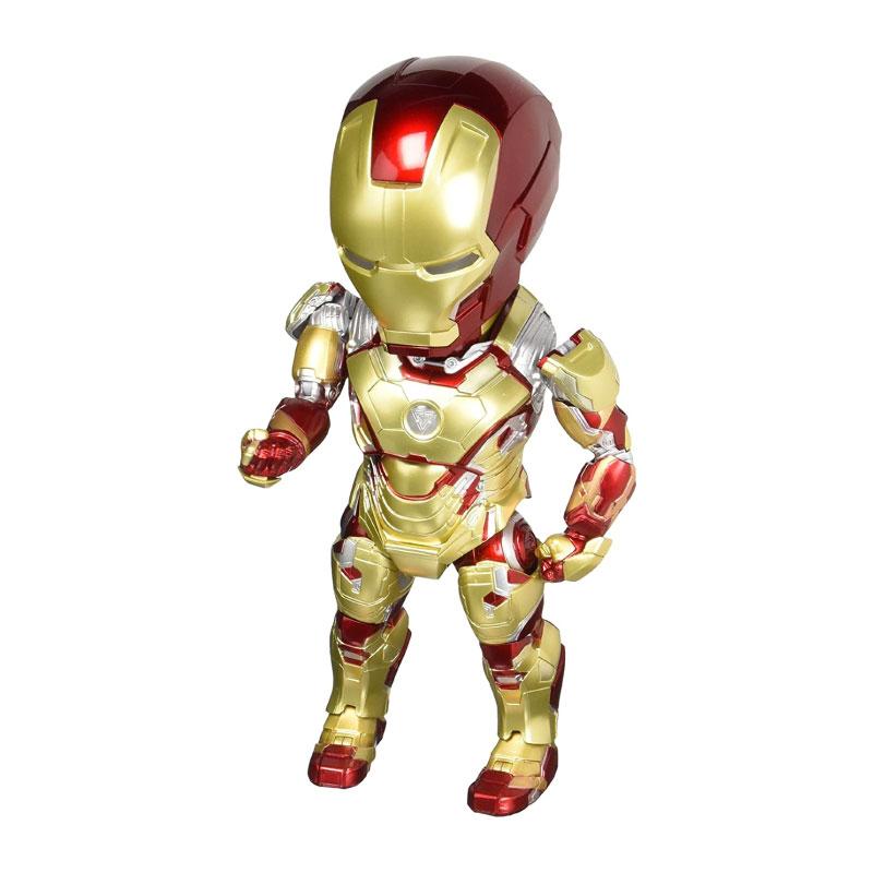 Beast Kingdom Egg Attack Iron Man MK42: Iron Man 3 EAA036