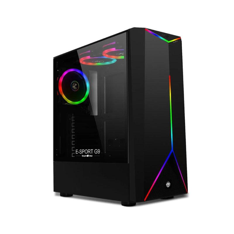 เคส Tsunami Galaxy G9 Computer Case