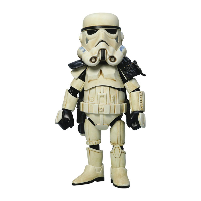 Herocross Sandtrooper with Black Pauldron: Star Wars HMF019C