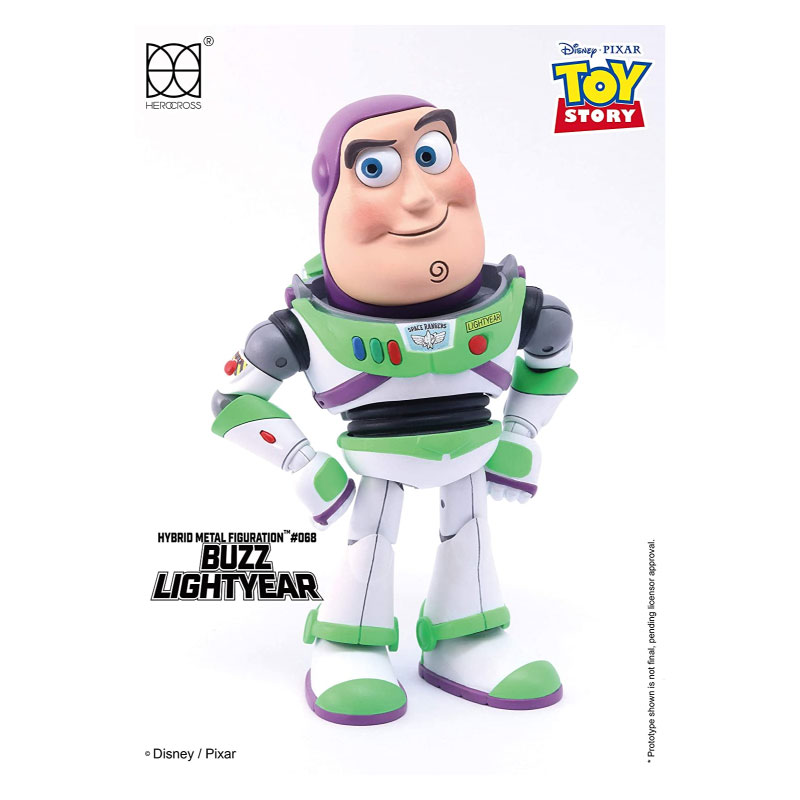 Herocross Buzz Lightyear: Toy Story HMF068