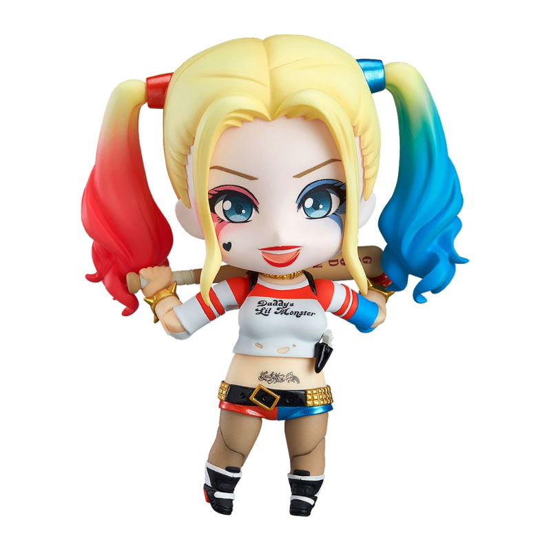 Nendoroid Harley Quinn: Suicide Squad (Suicide Edition) Figure