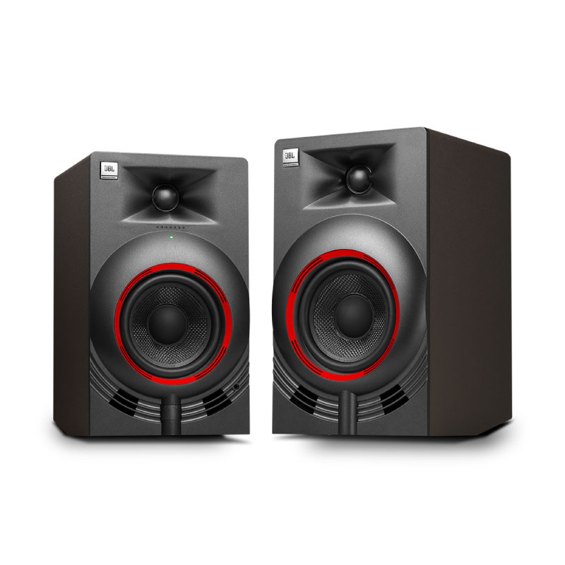 ลำโพง JBL NANO K4 Powered Reference Monitor Speaker (ต่อคู่)