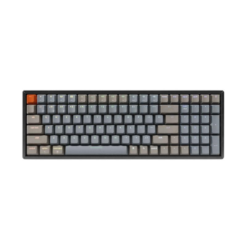 คีย์บอร์ดไร้สาย Keychron K4 Mechanical Wireless Keyboard TH