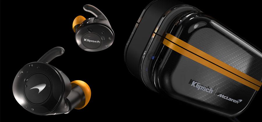 หูฟังไร้สาย Klipsch T5 II Sport MCLAREN Edition True Wireless เสียงดีไหม