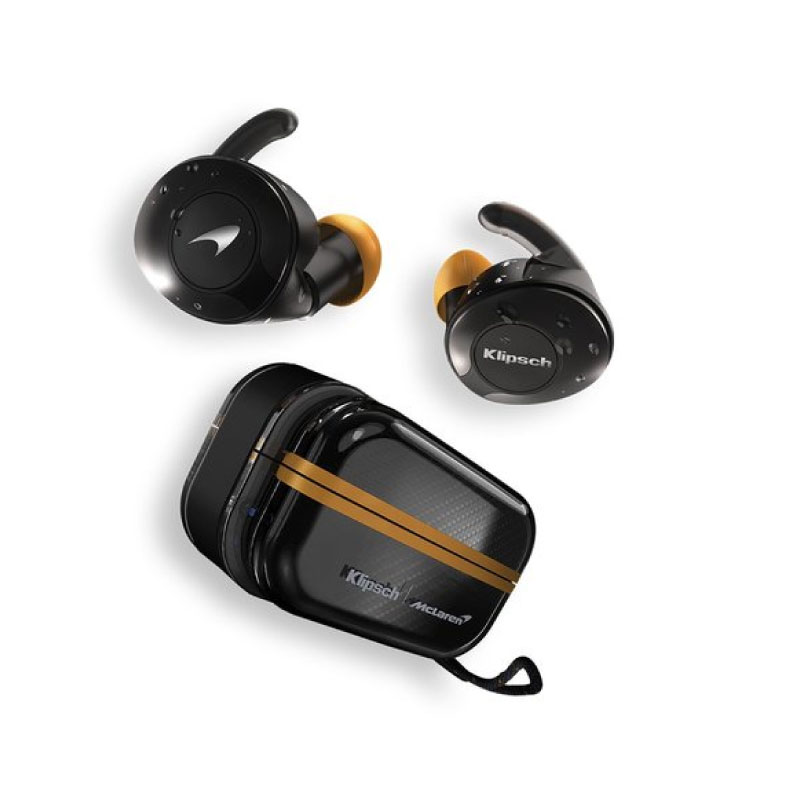 หูฟังไร้สาย Klipsch T5 II Sport MCLAREN Edition True Wireless