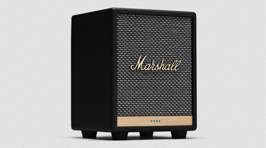 ซื้อ ลำโพง Marshall Uxbridge Voice with Google Assistant Bluetooth Speaker