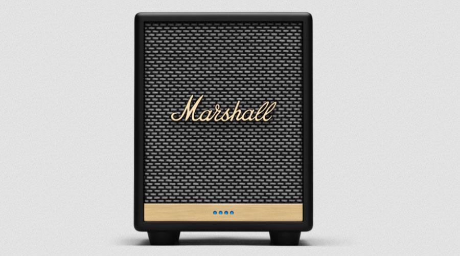 ลำโพง Marshall Uxbridge Voice with Google Assistant Bluetooth Speaker ขายดี