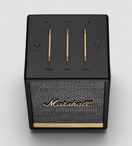ลำโพง Marshall Uxbridge Voice with Google Assistant Bluetooth Speaker ขาย