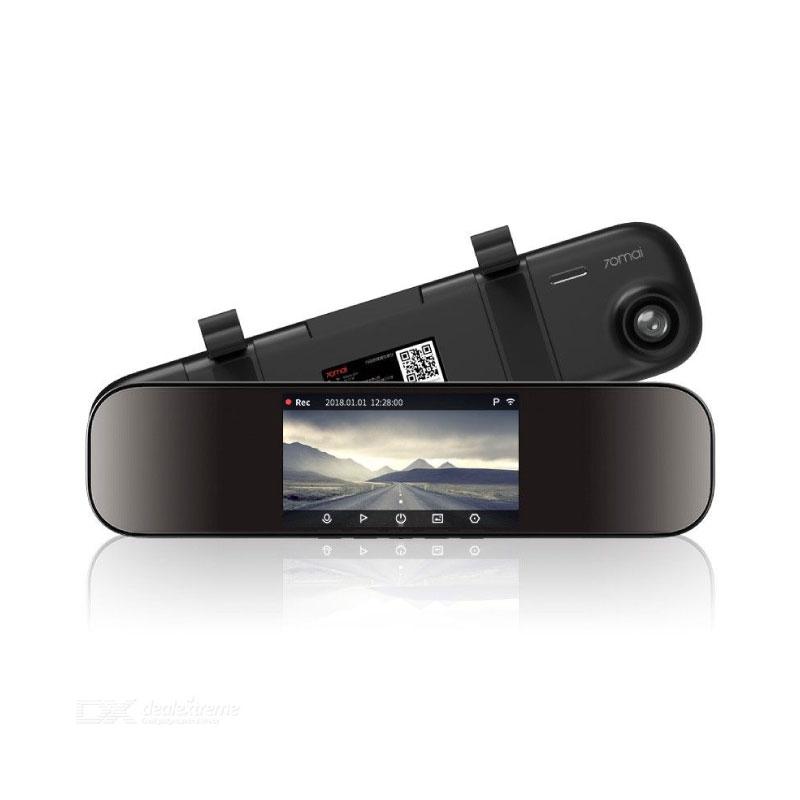กล้องติดรถยนต์ 70Mai Rearview Mirror Dash Cam