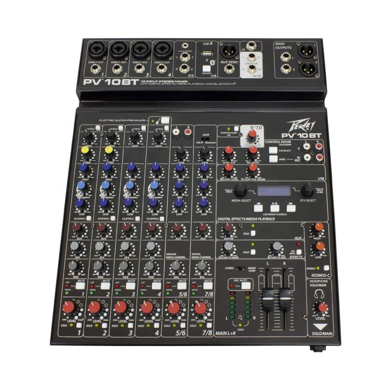 Peavey PV10BT Mixer