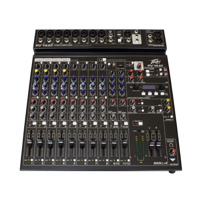 Peavey PV14 AT Mixer